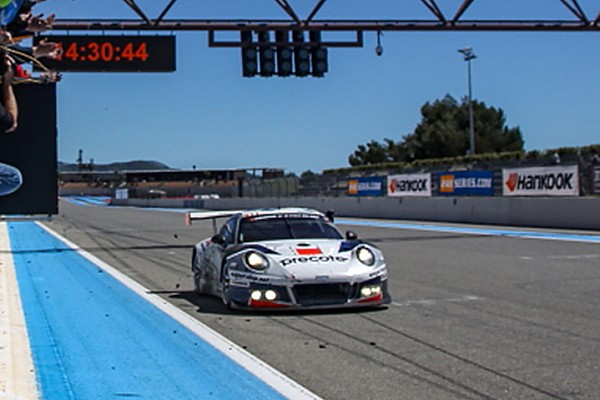 Herberth Motorsport claims first pole position of the season at 12H Imola