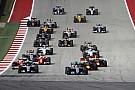 Formel 1 2017: Der Zeitplan zum Grand Prix der USA in Austin