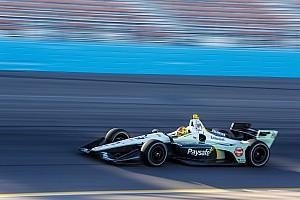 IndyCar Noticias de última hora Fittipaldi está feliz de su adaptación a IndyCar