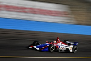 """IndyCar Breaking news Rookie Leist """"can become a big deal in IndyCar"""" says Foyt"""