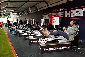 Формула 1 Самое интересное Как изменилась фанзона Ф1: фоторепортаж из Барселоны