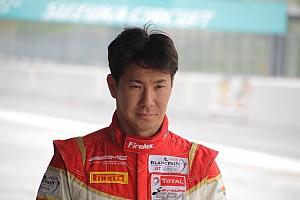 小林可夢偉、鈴鹿10Hテストに参加「限られた時間で乗りこなしたい」