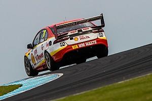Supercars Отчет о гонке Маклафлин вновь одержал победу в гонке Supercars на «Филипп-Айленде»