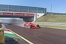 Kvyat, Ferrari ile ilk testini başarıyla tamamladı