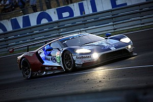 "Le Mans Breaking news Tincknell on Ford vs. Porsche: ""We couldn't have done any more"