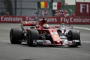 F1 Artículo especial La derrota de Vettel en el Mundial le da el 'Piloto del día' en México