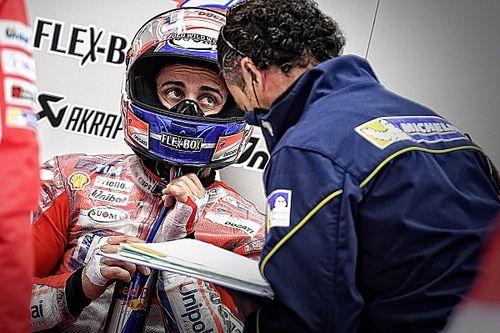 ¿Tienen los neumáticos demasiada influencia en este Mundial de MotoGP?