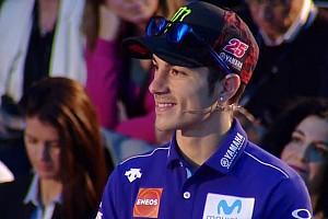 MotoGP Noticias Viñales anuncia su renovación dos temporadas más con Yamaha