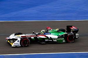 Formel E Testbericht Nico Müller mit neuem Rundenrekord bei Formel-E-Rookietest