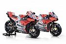 MotoGP In beeld: Bekijk de nieuwe kleuren van Ducati vanuit alle hoeken