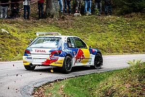 Rallye Feature Peugeot 306 Maxi von Sebastien Loeb: Der letzte Test