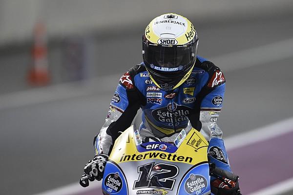MotoGP Fotostrecke Bildergalerie : Das Debüt von Thomas Lüthi in der MotoGP in Doha