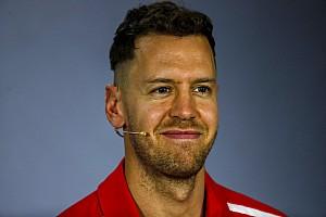 Stop/Go Livefeed Vettel elnevezte a 2018-as Ferrariját: nem Glória