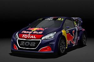 World Rallycross Actualités Peugeot dévoile la 208 RX pour le World Rallycross