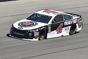 NASCAR Cup Race report Harvick continues domination into Stage 2 at Las Vegas