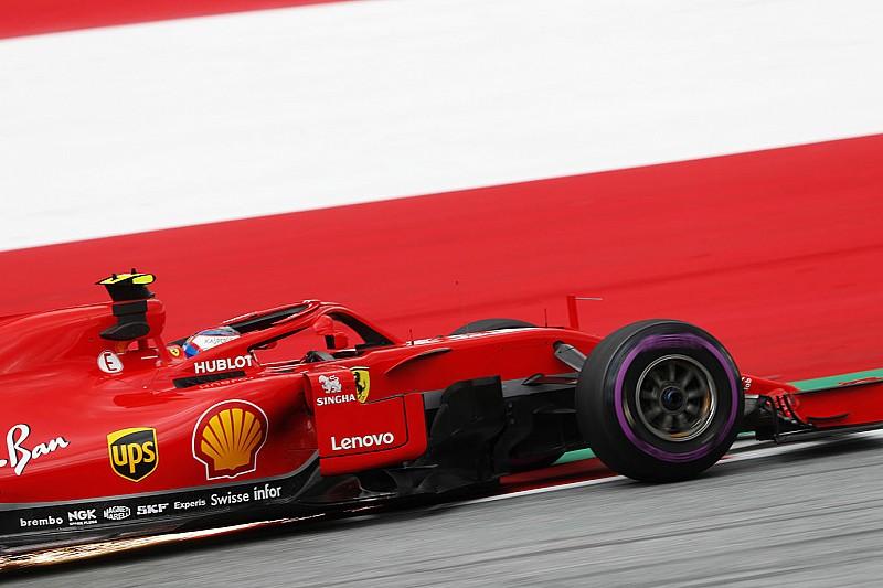 Ferrari akan bawa lantai baru untuk GP Inggris Raya