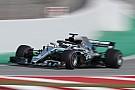 巴塞罗那测试第二日:博塔斯做出本轮最快时间