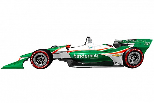 Juncos Racing reveals IndyCar livery for 2018