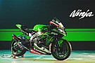 Superbike-WM Kawasaki zeigt die Ninja für die WSBK-Saison 2018