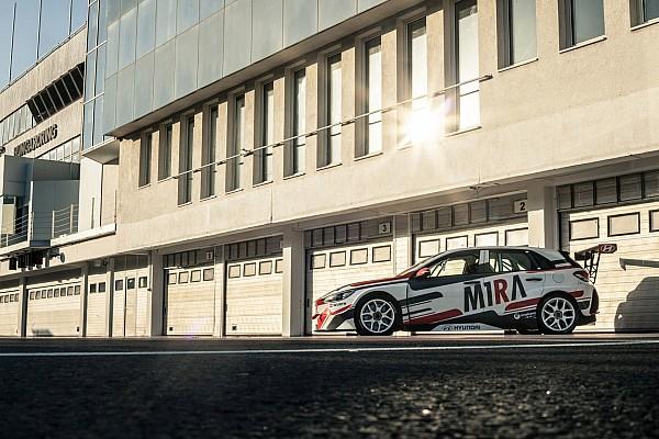 WTCR Motorsport.com hírek Nagy Danival indul a M1RA a WTCR hungaroringi fordulóján!