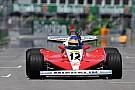 Formule 1 Jacques Villeneuve a aimé rouler dans la Ferrari 312 T3 de son père