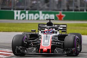 Formule 1 Réactions Les points ont échappé de peu à Grosjean