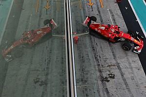Fórmula 1 Noticias El nuevo motor Ferrari dura 7 grandes premios... en bancada