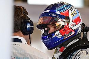 Williams espera mantener a Sirotkin