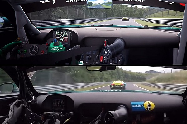 Virtual Breaking news Komparasi Nordschleife di RaceRoom vs dunia nyata