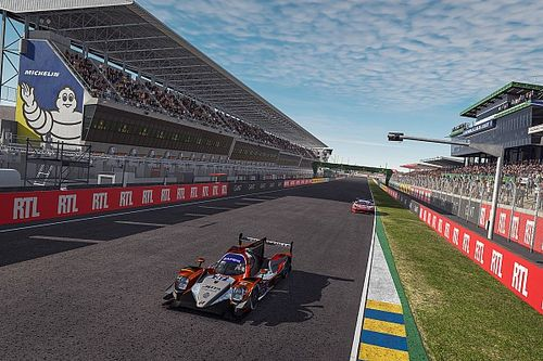 En vivo: 24 Horas de Le Mans Virtual