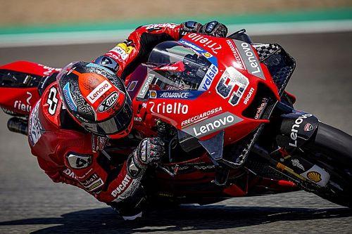 "Petrucci: ""A Brno per dimenticare la caduta di Jerez"""