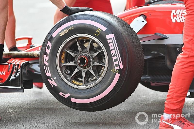 Officiel - Pirelli reste manufacturier unique de la F1