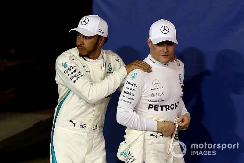 Verstappen: Hamiltonnak jól jött, hogy Bottas nem volt túl gyors