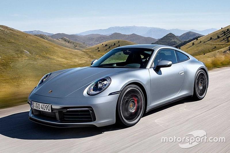Новий Porsche 911 дебютував в Лос-Анджелесі