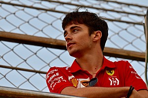 Leclerc targets winning two F1 races in 2019