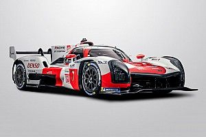 The ground-up refresh behind Toyota's new Le Mans challenger