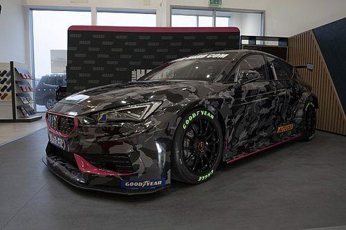 New BTCC Cupra race car revealed by Team Hard