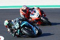 Morbidelli, MotoGP'de ikinci olduğu için mutlu
