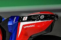 Pourquoi le logo de la F1 est sur la Ducati Pramac de MotoGP