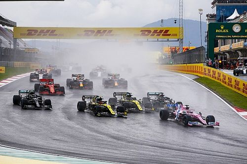 Live bei Sky: Alle TV-Infos zum Formel-1-Rennen in Istanbul 2021!