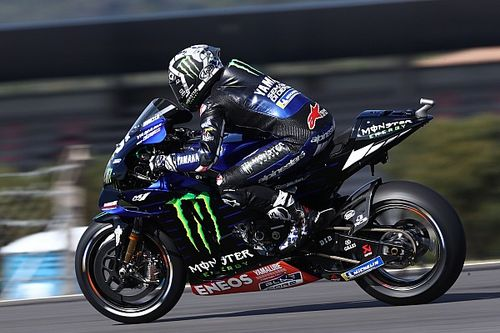 "Vinales ""worried"" after ""not normal"" Portugal MotoGP race"