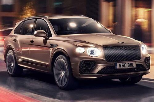 A Bentley első féléves eladásai az egekben, a Bentayga a vásárlók kedvence