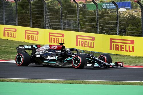 Turkish GP: Hamilton outpaces Verstappen by 0.4s in FP1