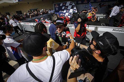 Quartararo mudará abordagem em últimas corridas da MotoGP para garantir título