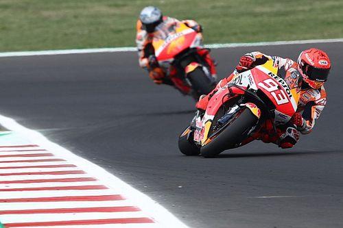 El duelo en clasificación entre compañeros de MotoGP en 2021