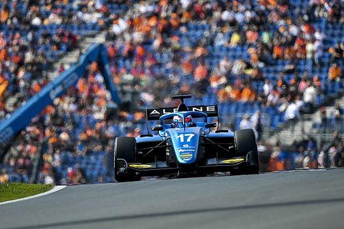 فورمولا 3: مارتان يقتنص انتصاره الأوّل في سباق درامي في زاندفورت