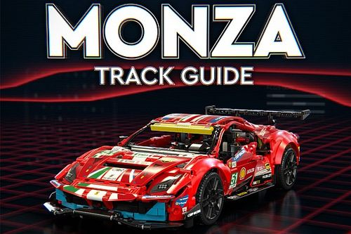 Track Guide Monza untuk Ronde 1 Le Mans Virtual Series