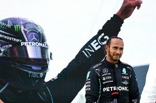 """Wolff: """"Hamilton, kıskançlık ve negatiflikten etkilenmiyor"""""""