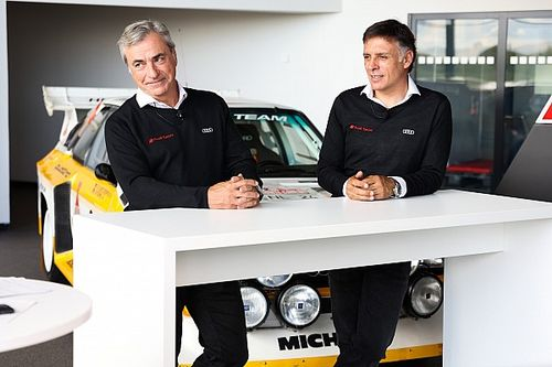 Sainz: Buscamos ganar el Dakar con Audi desde el primer año