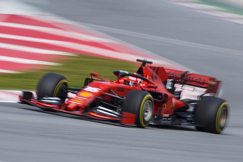 Hamilton: Ferrari looks